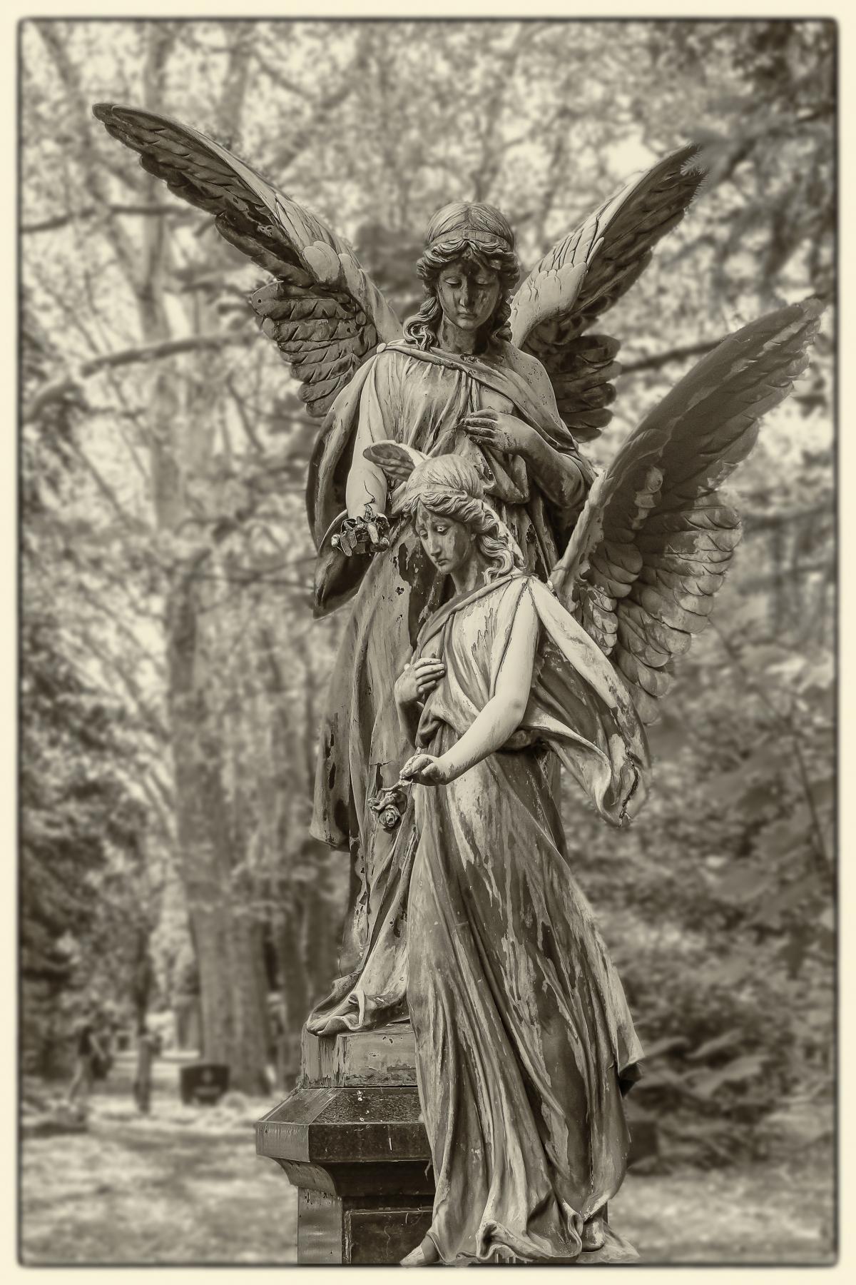 Melaten + Ostfriedhof